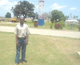 VSAT installation in Kenya