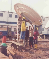 Kula site Niger delta