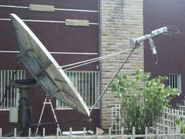 Kenya VSAT installation