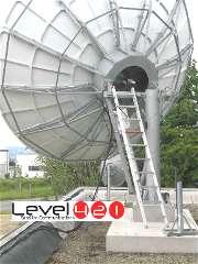 Ulm Teleport hub dish