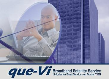 que-Vi Broadband Satellite Service