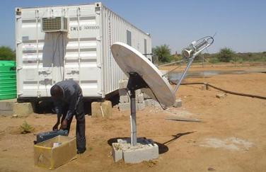 VSAT installation Africa
