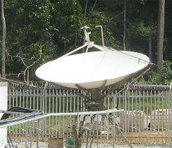 SOFAC Mitzic VSAT antenna