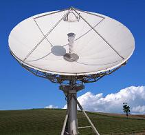 4.5m earth station antenna for sale