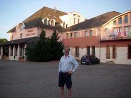 Hotel Szivek at Berekfurdo