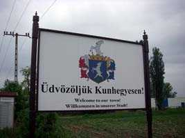 Welcome to Kunhegyes