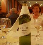 Hilltop wine