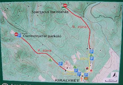 Map of Kiralyret