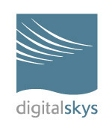 DigitalSkys logo