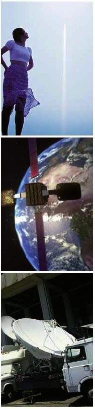 Telenor satellite communications images