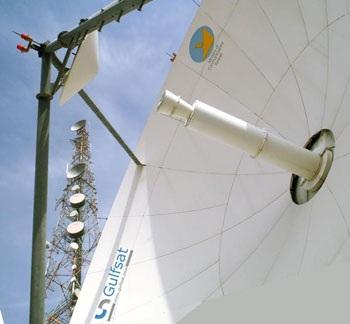Antenna feed and sub-reflector
