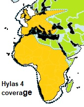 Hylas 4 coverage