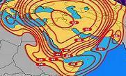 Hellasat 2 map