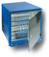 iDirect hub chassis