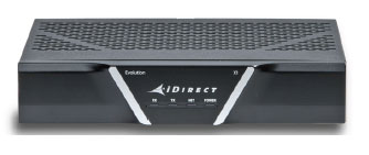 iDirect X1 router
