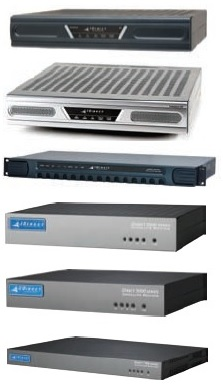 iDirect routers
