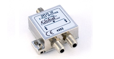 L band splitter