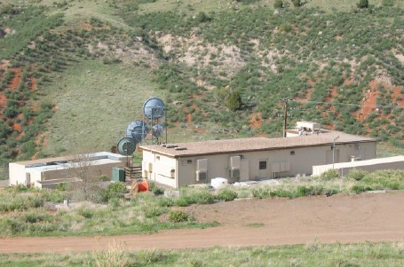 Former Earth Station for sale, Denver, USA