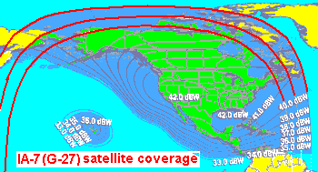 list pf us satelllite operators
