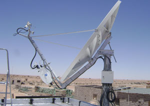 VSAT installation Egypt