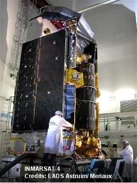 Inmarsat 4 F1