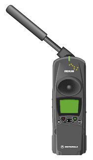 Iridium  Motorola 9500 phone