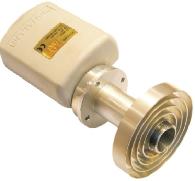 Ku band LNB and C-120 scalar feed