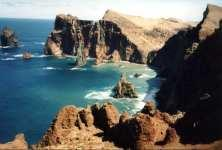 Spectacular coastal scenery