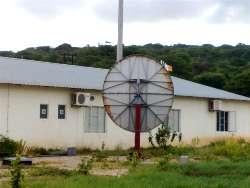 DRC VSAT installation