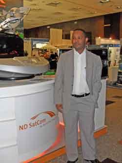 ND Satcom exhibition