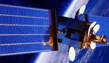 Solar array on spacecraft