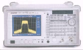 Spectrum analyser for sale