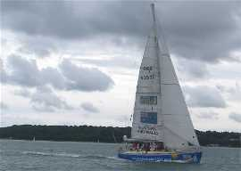 Clipper ocean racing: Western Australia