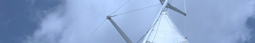 sailing mast