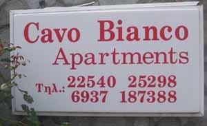 Cavo Bianco Apartments