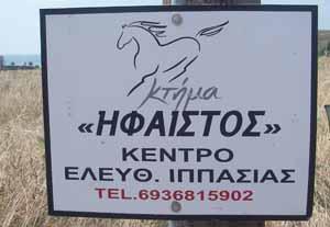 Kentpo Horse riding.