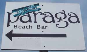 Paraga Beach Bar