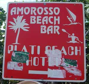 Amorosso Beach Bar