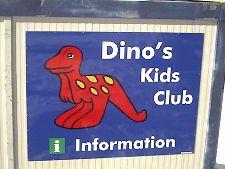 Dino's kids club