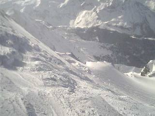 Day 1: fantastic snow on Kitzsteinhorn