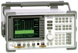 Agilent HP 8560E spectrum analyser