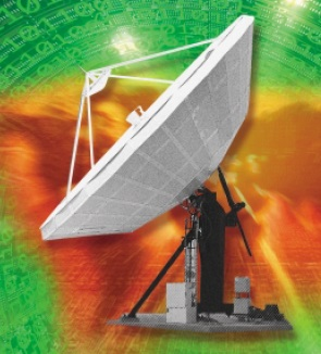 Large Teleport Earth Station Antennas for Sale