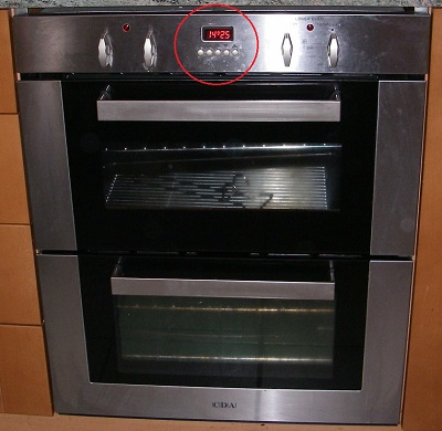 Whirlpool Oven Set Clock On Whirlpool Oven