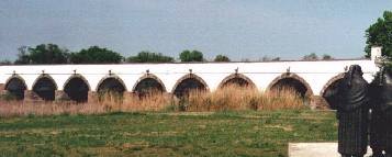 9 arch bridge, Hortobagy