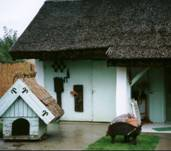 Private house lodgings at Kunhegyes