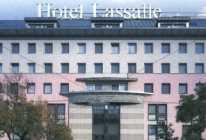 Hotel Lassalle, Vienna