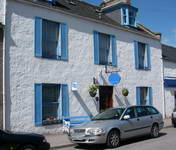 Netherly Guest House, where we stayed during Ballater Walking Week.