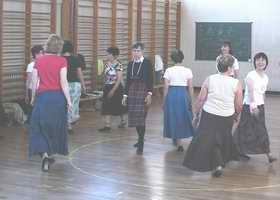 Scottish Country Dancing Class