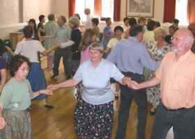 Scottish Country Dancing taster session - open to the public